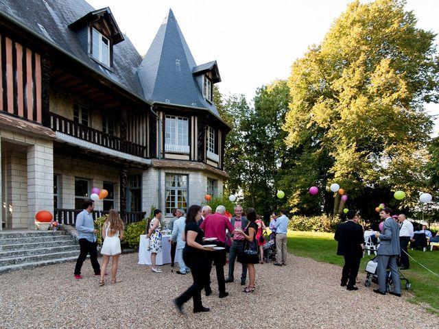 Le mariage de Guillaume et Amandine à Rouen, Seine-Maritime 90