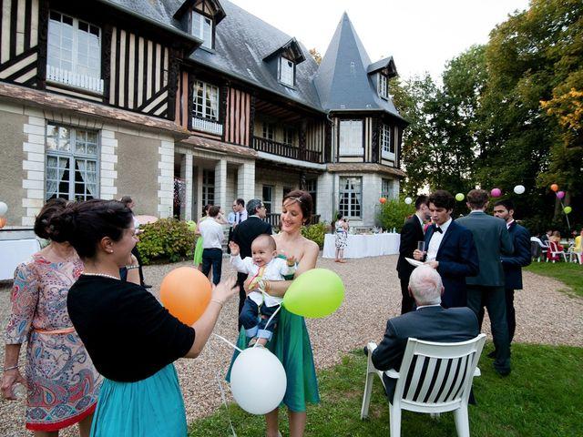 Le mariage de Guillaume et Amandine à Rouen, Seine-Maritime 99