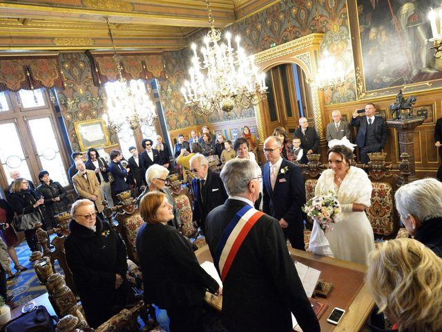 Le mariage de Christopher et Agathe à Orléans, Loiret 2