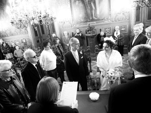 Le mariage de Christopher et Agathe à Orléans, Loiret 3