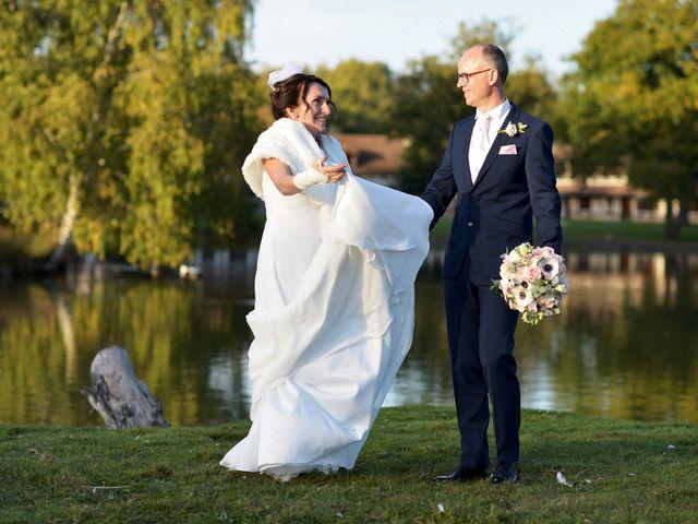Le mariage de Agathe et Christopher