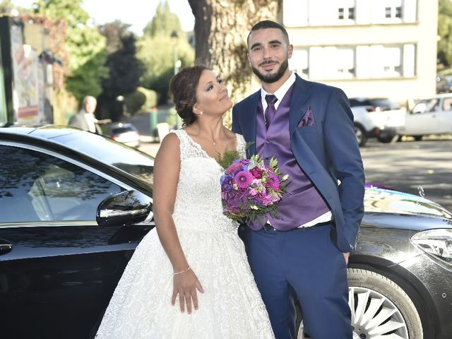 Le mariage de Jennifer et Rémi