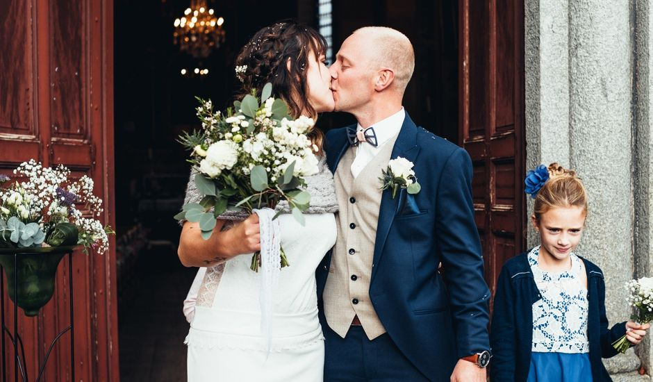 Le mariage de Corentin et Maéva à Chamousset, Savoie