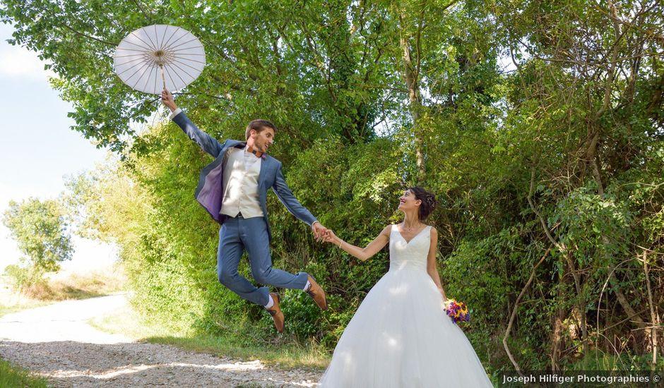 Le mariage de Julien et Carole à Lavalette, Haute-Garonne
