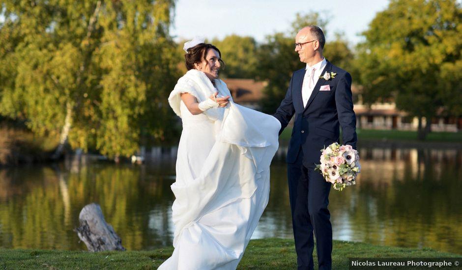 Le mariage de Christopher et Agathe à Orléans, Loiret
