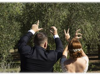 Le mariage de Ophélie et Mathieu 1