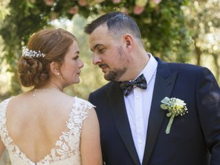 Le mariage de Ophélie et Mathieu