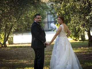Le mariage de Ophélie et Mathieu 2