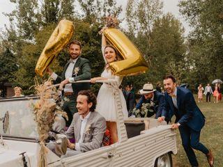 Le mariage de Pauline et Louis
