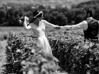Le mariage de Mathilde et Benoit