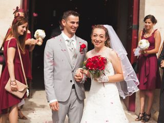 Le mariage de Ludivine et Jonathan