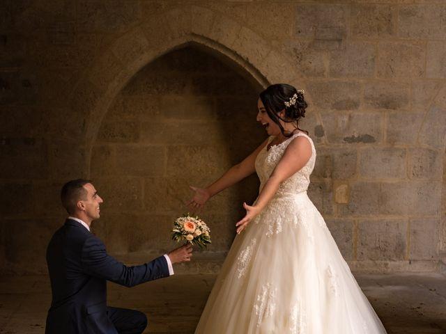 Le mariage de David et Tiffany à Montredon-des-Corbières, Aude 1