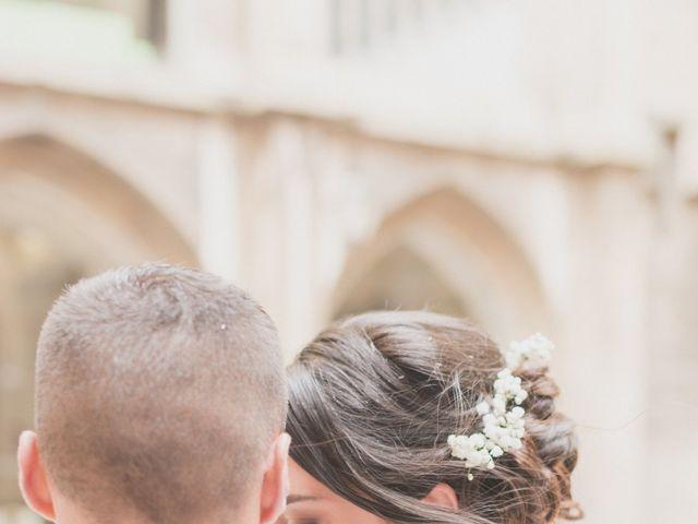 Le mariage de David et Tiffany à Montredon-des-Corbières, Aude 7