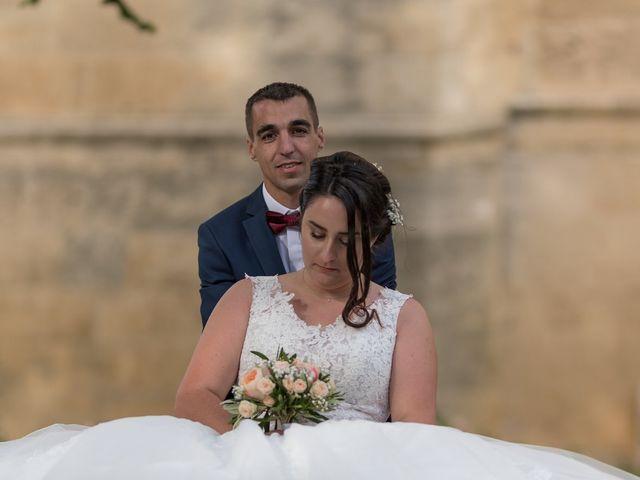 Le mariage de David et Tiffany à Montredon-des-Corbières, Aude 8