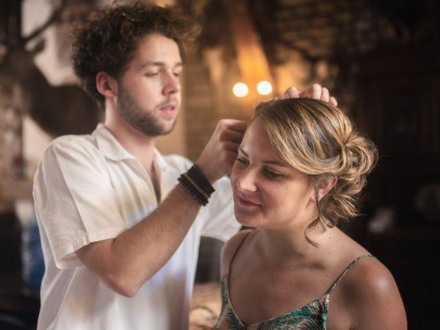 Le mariage de Anthony et Delphine à Arc-en-Barrois, Haute-Marne 8