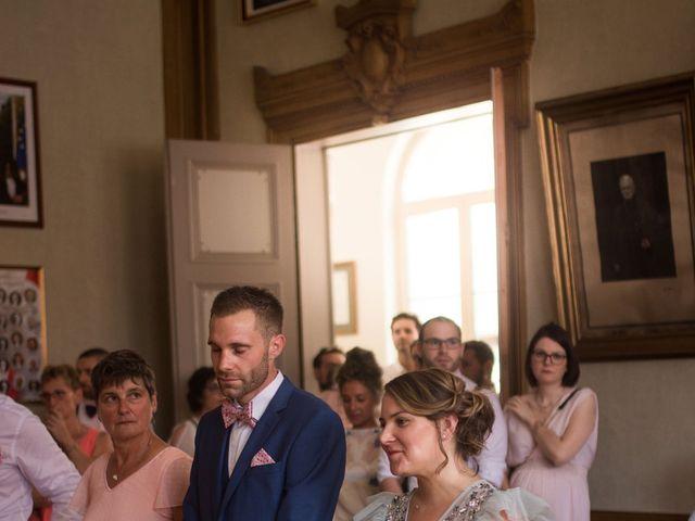 Le mariage de Anthony et Delphine à Arc-en-Barrois, Haute-Marne 10