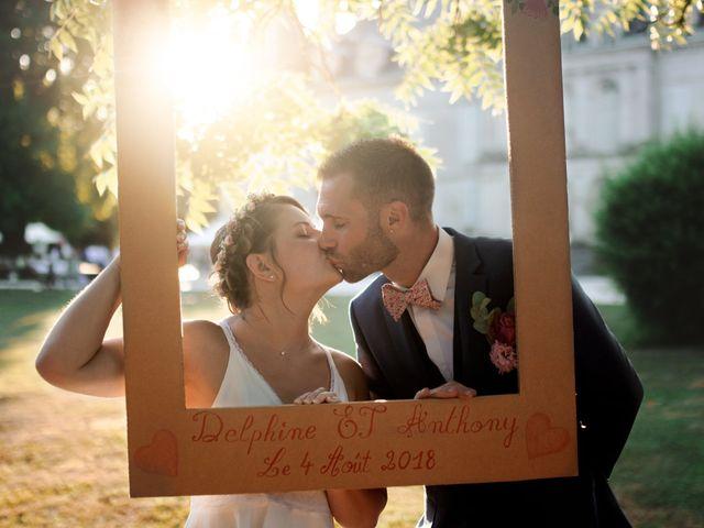 Le mariage de Anthony et Delphine à Arc-en-Barrois, Haute-Marne 21