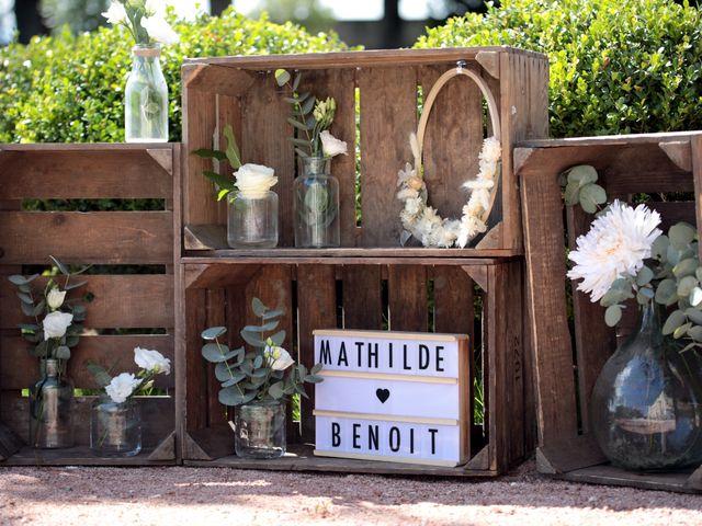 Le mariage de Benoit et Mathilde à Villié-Morgon, Rhône 1