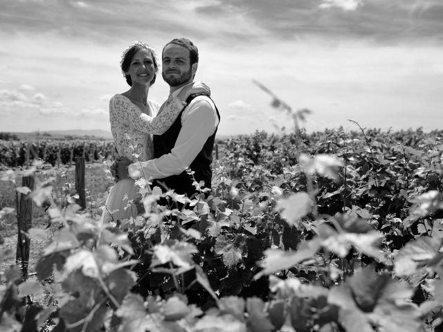 Le mariage de Benoit et Mathilde à Villié-Morgon, Rhône 10