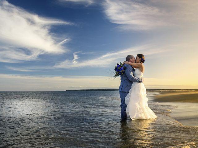 Le mariage de Carine et Christian