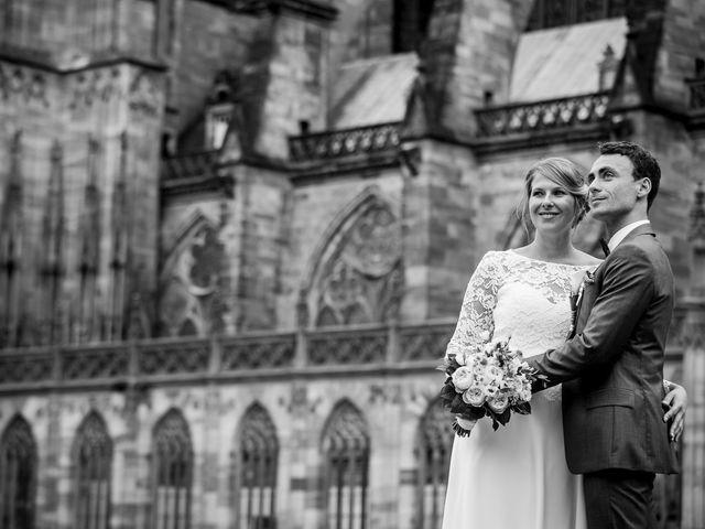 Le mariage de Camille et Adrien