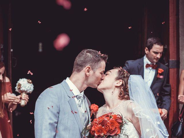 Le mariage de Jonathan et Ludivine à Goudargues, Gard 5