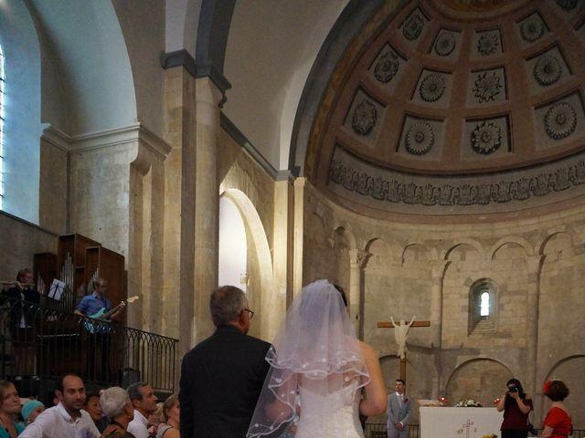 Le mariage de Jonathan et Ludivine à Goudargues, Gard 7