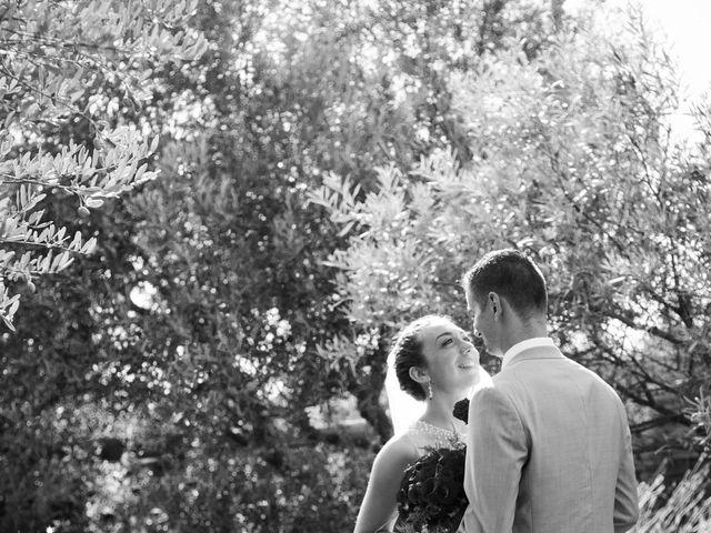 Le mariage de Jonathan et Ludivine à Goudargues, Gard 8