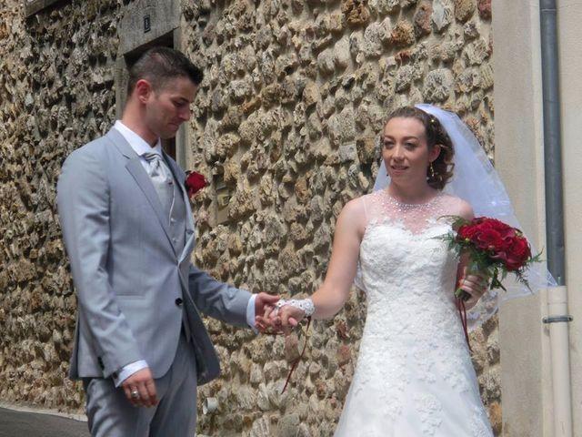 Le mariage de Jonathan et Ludivine à Goudargues, Gard 21