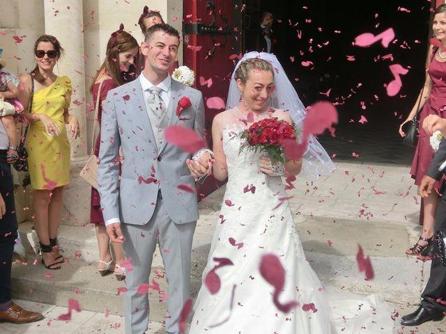 Le mariage de Jonathan et Ludivine à Goudargues, Gard 23