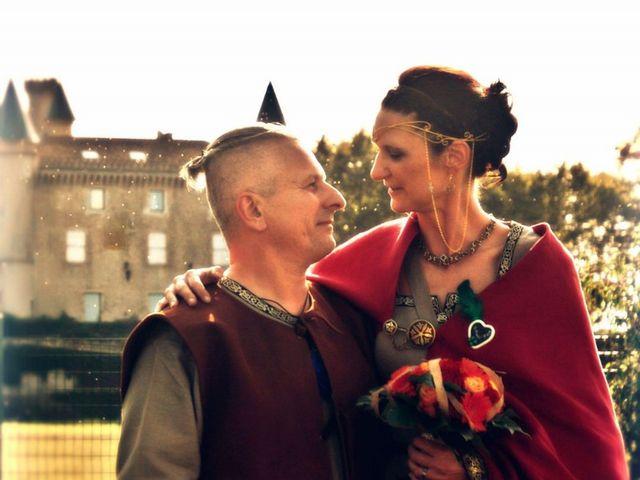 Le mariage de Olivier et Angelique à Crémieu, Isère 1