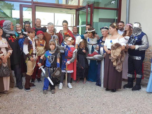 Le mariage de Olivier et Angelique à Crémieu, Isère 4