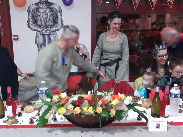 Le mariage de Olivier et Angelique à Crémieu, Isère 6