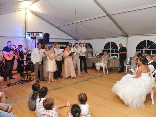 Le mariage de Stéphane et Céline à Saint-Gervais-en-Vallière, Saône et Loire 9