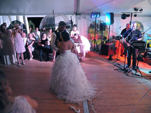 Le mariage de Stéphane et Céline à Saint-Gervais-en-Vallière, Saône et Loire 14