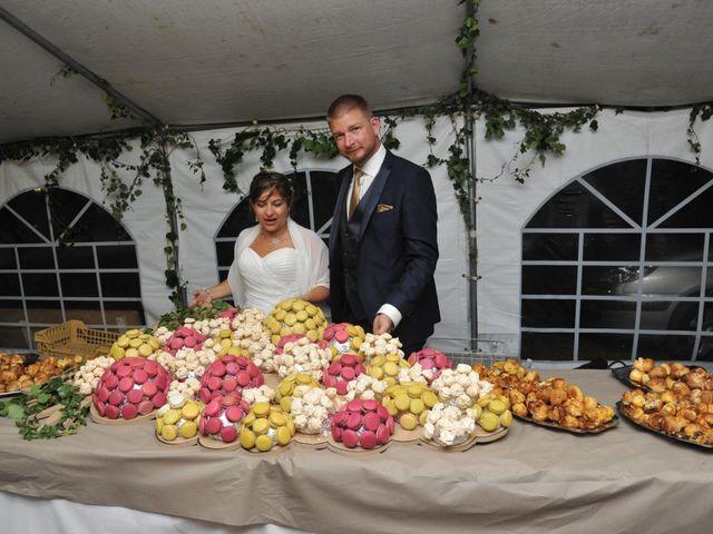 Le mariage de Stéphane et Céline à Saint-Gervais-en-Vallière, Saône et Loire 16