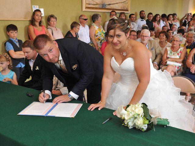 Le mariage de Stéphane et Céline à Saint-Gervais-en-Vallière, Saône et Loire 26