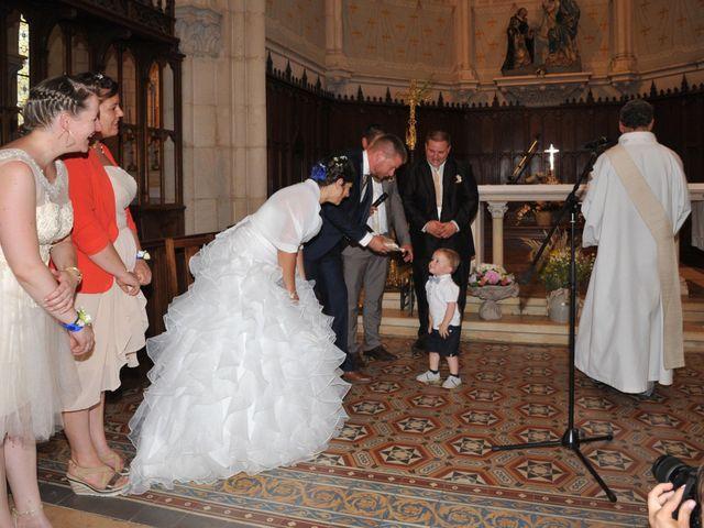 Le mariage de Stéphane et Céline à Saint-Gervais-en-Vallière, Saône et Loire 28