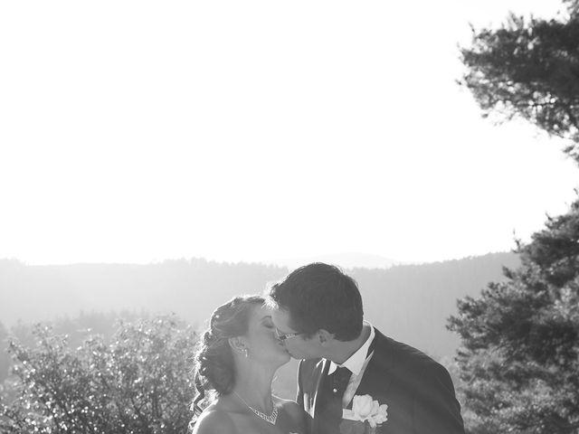 Le mariage de Aurélien et Léa à Orbey, Haut Rhin 9