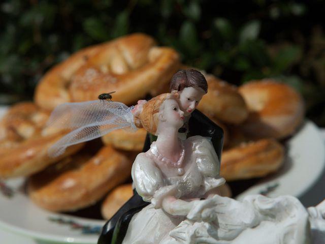 Le mariage de Aurélien et Léa à Orbey, Haut Rhin 32