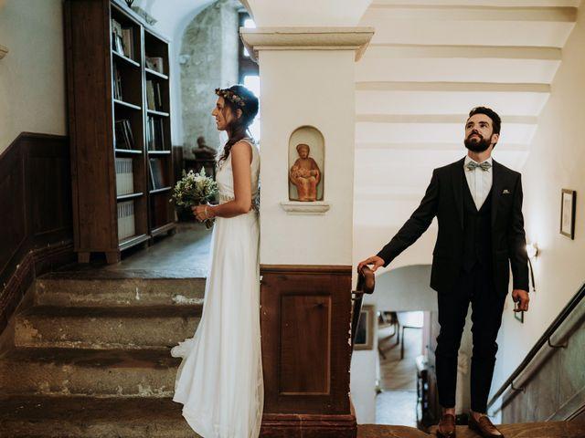 Le mariage de Mathieu et Marianne à Lyas, Ardèche 2