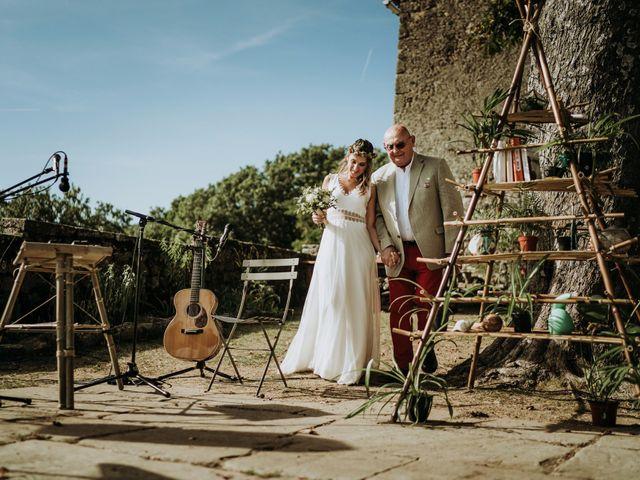 Le mariage de Mathieu et Marianne à Lyas, Ardèche 4