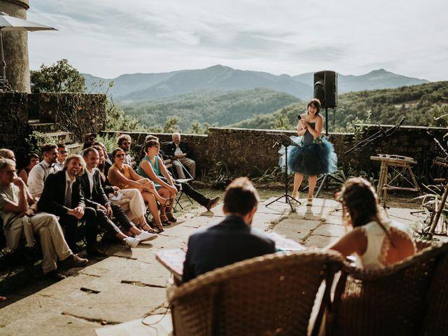 Le mariage de Mathieu et Marianne à Lyas, Ardèche 5
