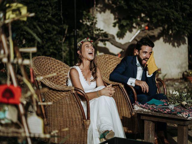 Le mariage de Mathieu et Marianne à Lyas, Ardèche 6