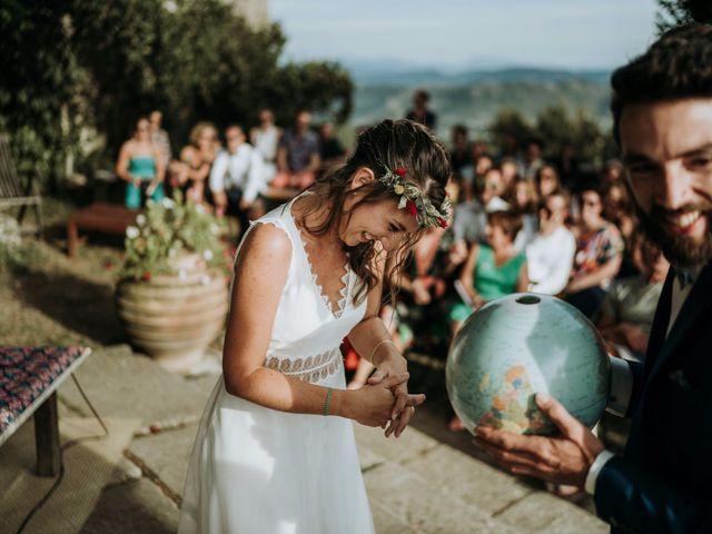 Le mariage de Mathieu et Marianne à Lyas, Ardèche 7