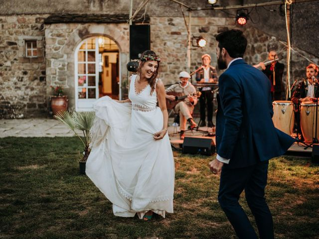 Le mariage de Mathieu et Marianne à Lyas, Ardèche 12