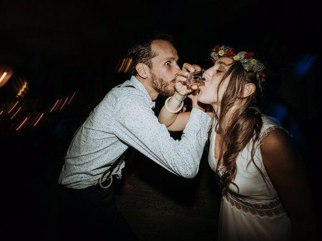 Le mariage de Mathieu et Marianne à Lyas, Ardèche 17