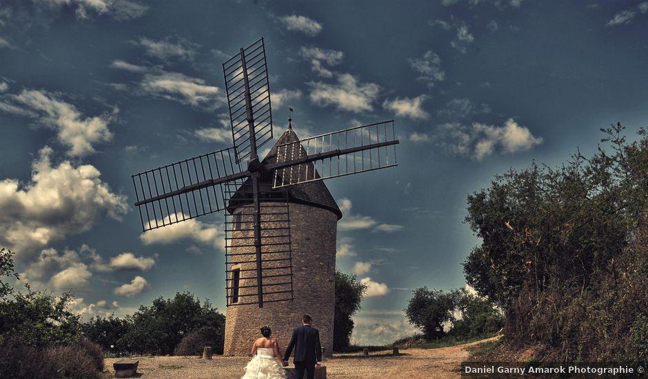Le mariage de Stéphane et Céline à Saint-Gervais-en-Vallière, Saône et Loire