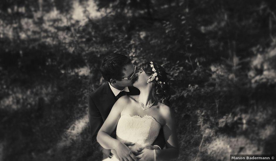 Le mariage de Aurélien et Léa à Orbey, Haut Rhin