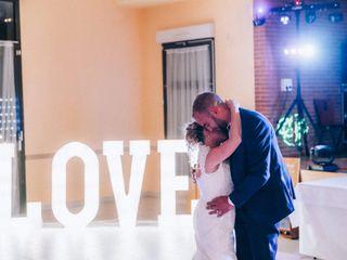 Le mariage de Jessica et Christophe